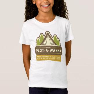 Camp Plot-A-Wanna T-Shirt