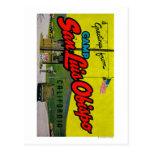 Camp San Luis Obispo, California Postcards