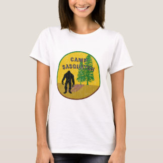 camp sasquatch apparel T-Shirt
