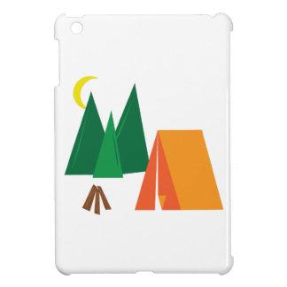 Camp Scene iPad Mini Case