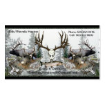 Camp Six Outfitters with Steelhead 2 Pack Of Standard Business Cards