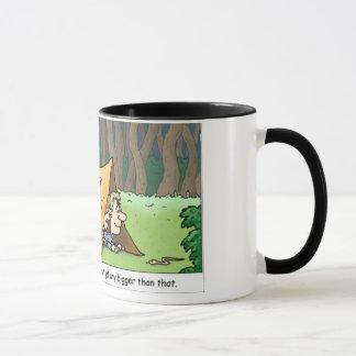 camp-snake-comic mug