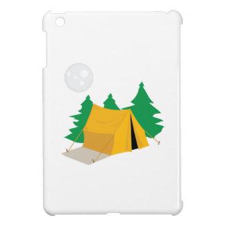 Camp Tent iPad Mini Cover