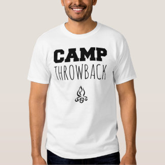 Camp Throwback ALUMNI T-Shirt