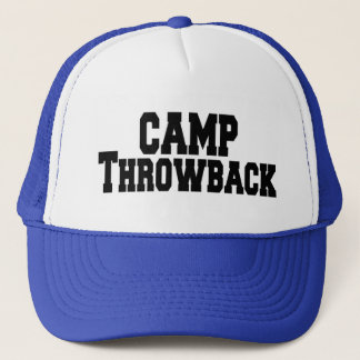 Camp Throwback Trucker Hat
