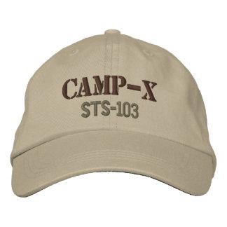 Camp-X Embroidered Cap (Khaki)