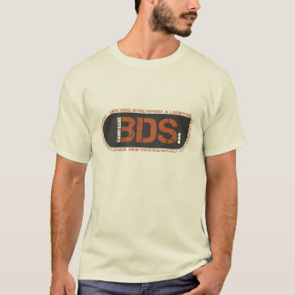 Campagne BDS France T-Shirt