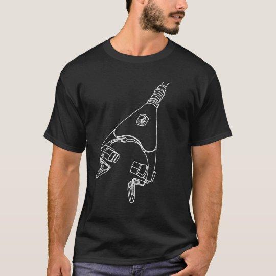 Campagnolo Delta Brake Print T-Shirt