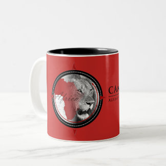 Campaign Against Canned Hunting mug to Save Lions