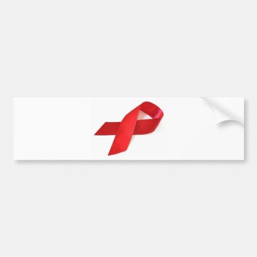 campaign AIDS Bumper Sticker
