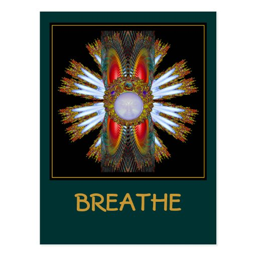 Campaign for Breathing Series Postcard