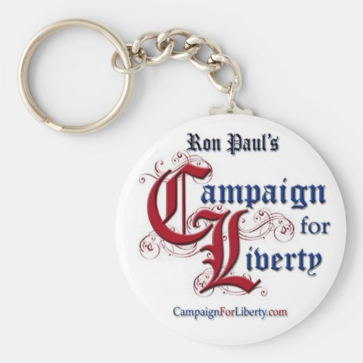 Campaign For Liberty key chain RON PAUL