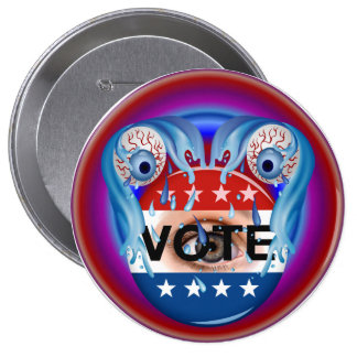 Campaign PAC Fundraiser Button Style 2