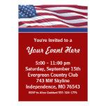 Campaign Party Invitation Template