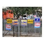 Campaign Signs in Murrieta, CA Postcards