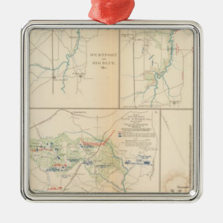 Campaign Sterling Price Christmas Ornament