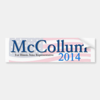 Campaign Sticker Bumper Sticker