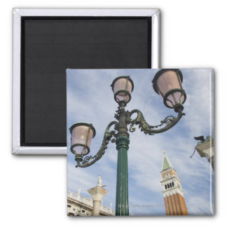 Campanile in the Piazza San Marco Venice Italy Refrigerator Magnets