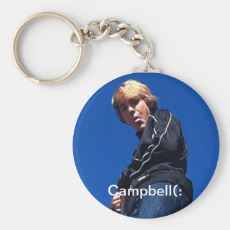 Campbell Carsley Keychain