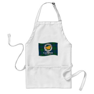 Campbell Clan Standard Apron