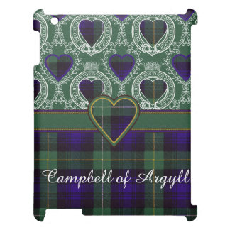 Campbell of Argyll clan Plaid Scottish tartan Case For The iPad
