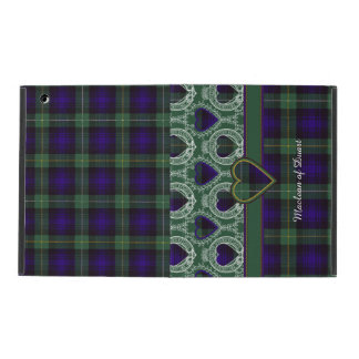 Campbell of Argyll clan Plaid Scottish tartan iPad Cover