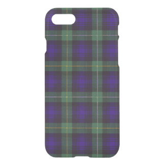 Campbell of Argyll clan Plaid Scottish tartan iPhone 8/7 Case