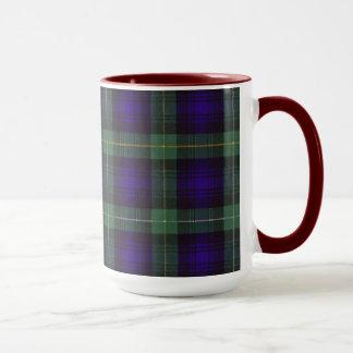 Campbell of Argyll clan Plaid Scottish tartan Mug