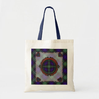Campbell of Argyll Scottish clan tartan - Plaid Tote Bag