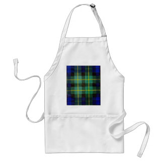 CAMPBELL OF BREADALBANE FAMILY TARTAN ADULT APRON