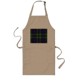 Campbell of Breadalbane Plaid Scottish tartan Long Apron