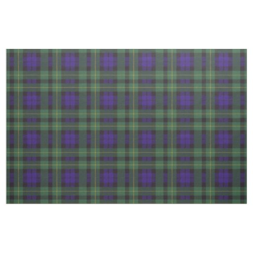 Campbell of Breadalbane Plaid Scottish tartan Fabric