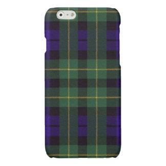 Campbell of Breadalbane Plaid Scottish tartan iPhone 6 Plus Case