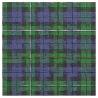 Campbell of Loudoun Clan Tartan Fabric