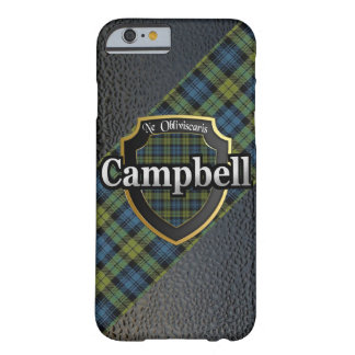 Campbell Scottish Celebration Barely There iPhone 6 Case