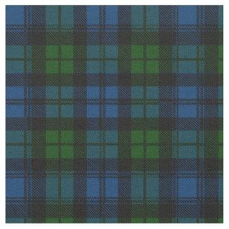 Campbell Scottish Clan Tartan Fabric