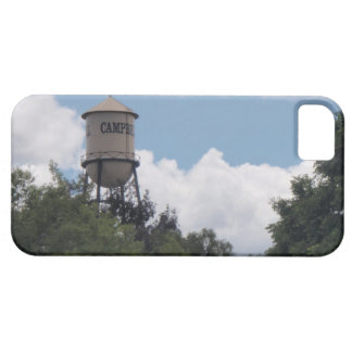 Campbell Water Tower, California iPhone 5 Cover