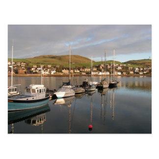 Campbeltown Scotland Postcard