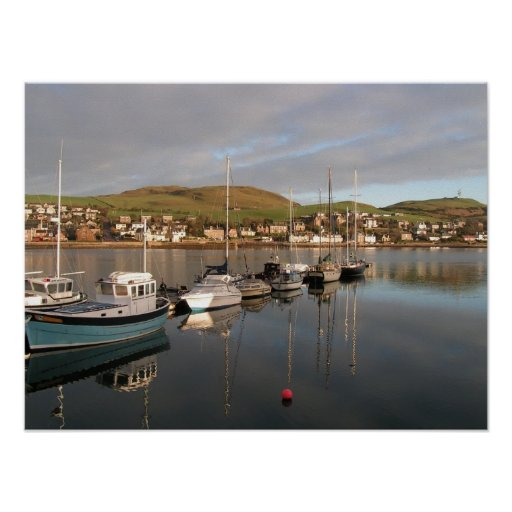 Campbeltown Scotland Posters