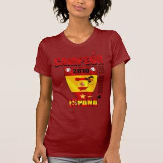 Campeón Del Mundo España Shirts