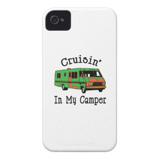 Camper Cruisin iPhone 4 Case-Mate Case
