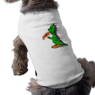 Camper Marshmallow Dragon Pet Tshirt