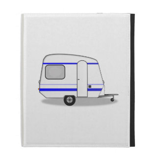 Camper Trailer iPad Case