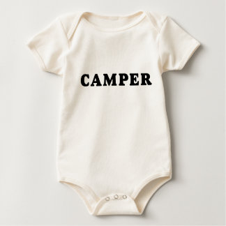 Camper Baby Creeper