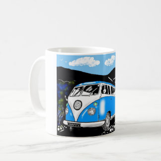 Camper Van: Cool Campers Coffee Mug