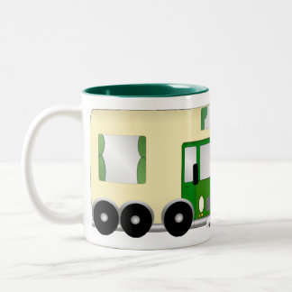 Camper Van / RV Two-Tone Coffee Mug