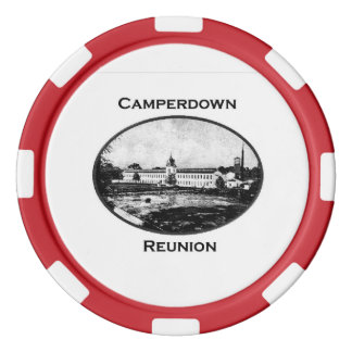 Camperdown/Cat Dive poker chips