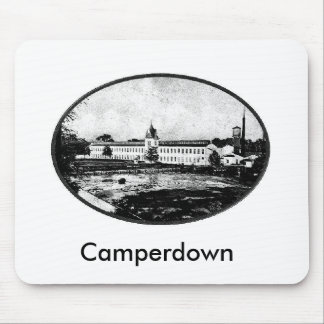 Camperdown Mousepad