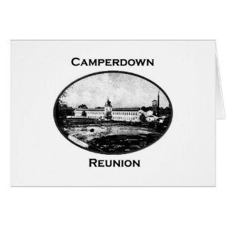 Camperdown Note Cards