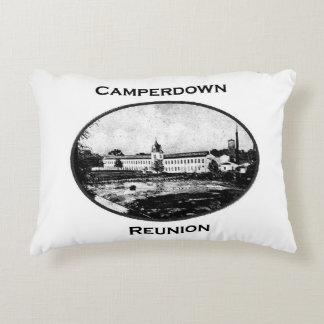 Camperdown Pillow